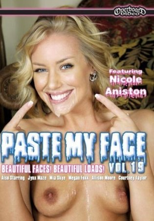 Скачать с TurboBit  Paste My Face 19 (2011) DVDRip