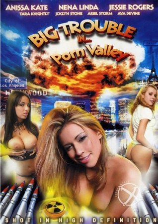 Скачать с TurboBit  Big Trouble In Porn Valley (2012/DVDRip)