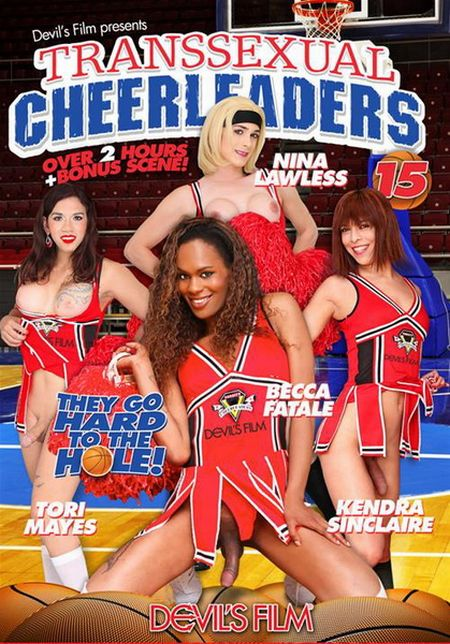 Скачать с turbobit Transsexual Cheerleaders 15 [2014] WEB-DL