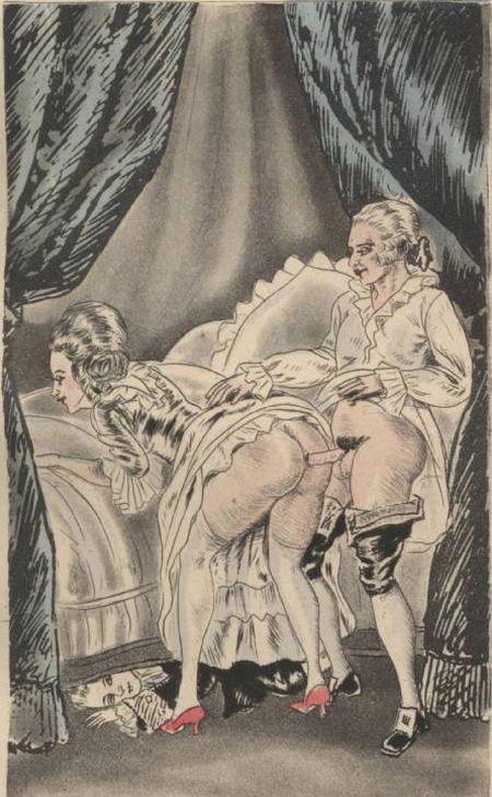Порнофильм 19 век