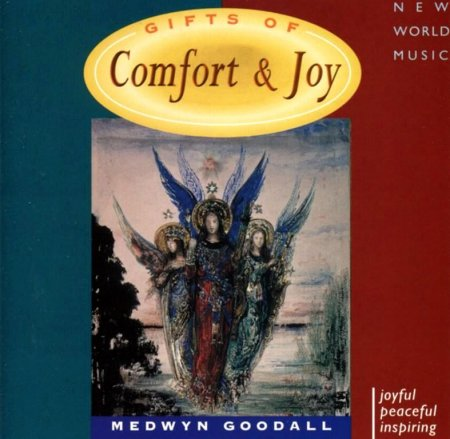 Скачать с turbobit Medwyn Goodall - Gifts Of Comfort & Joy (1989)