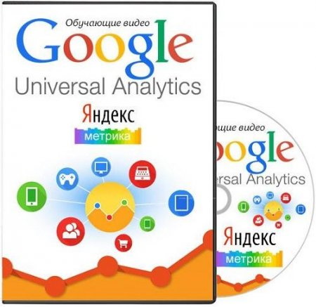 Google - Universal Analytics и Яндекс Метрика. Видеокурс (2014)