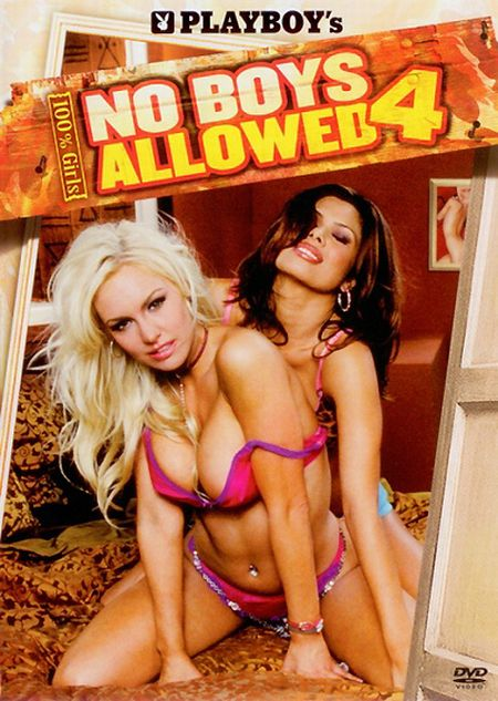 Скачать с turbobit Playboy. No Boys Allowed 4 - Naughty And Nice [2006] DVDRip