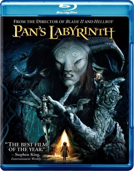 Скачать с turbobit  Лабиринт Фавна / Pan's Labyrinth (2006)