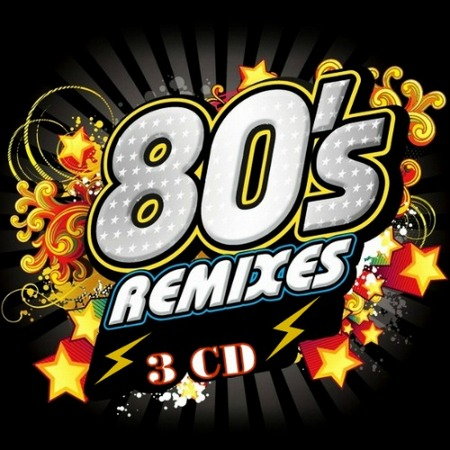 Скачать с turbobit 80s Remix (3CD) [2015] MP3