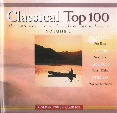 Скачать с turbobit Classical Top 100 (CD 2) [1996] MP3