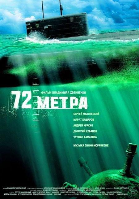 на какой лодке снимали фильм 72 метра