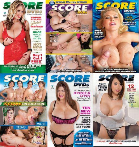 порно журналы score