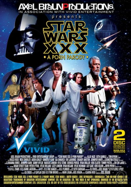 Скачать с turbobit Star Wars XXX - A Porn Parody [2011] 720p, WEB-DL