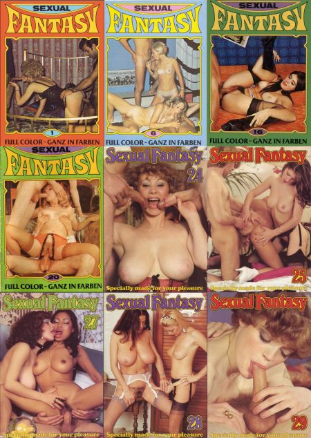 High Society - американские порно журналы для мужчин.