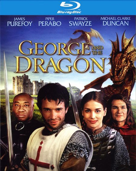 Скачать с turbobit  Кольцо дракона / George and the Dragon (2004)