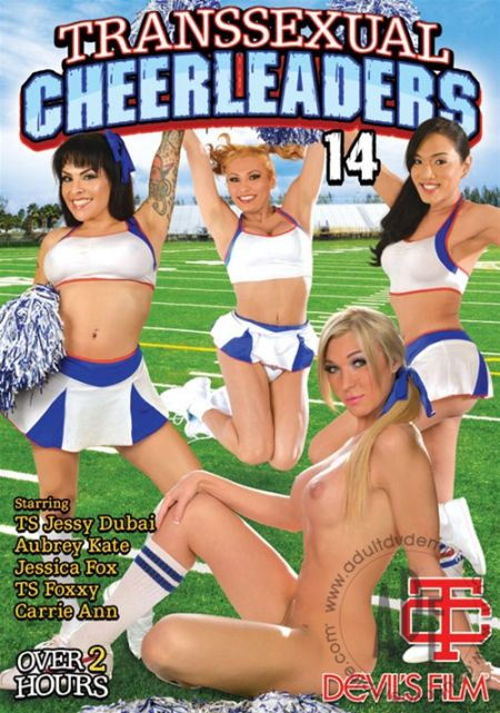 Скачать с turbobit Transsexual Cheerleaders 14 [2014]
