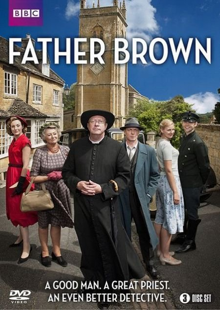Скачать с turbobit Отец Браун / Патер Браун / Father Brown - 4 сезон (2016)