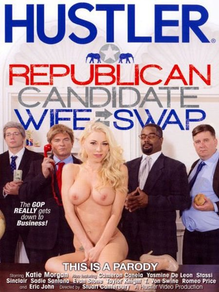 Скачать с turbobit Republican Candidate Wife Swap (2016)
