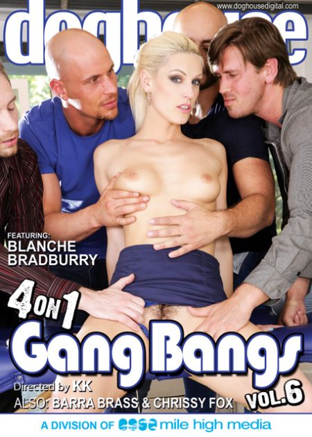 Скачать с turbobit 4 On 1 Gang Bangs 6 [2015]
