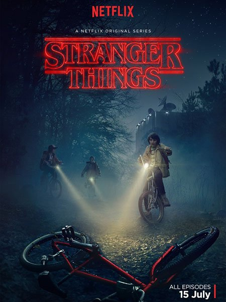 Скачать с turbobit Очень странные дела / Stranger Things - 1 сезон (2016)