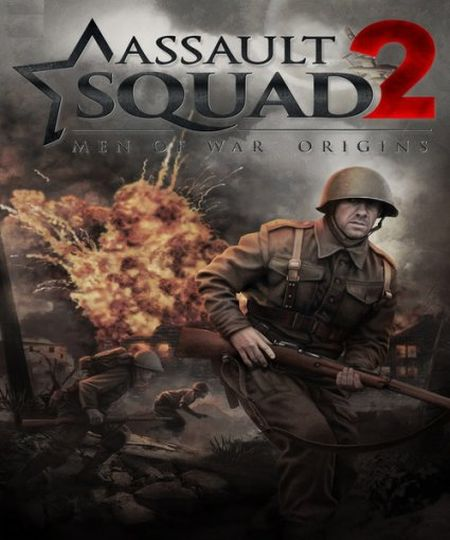 ������� � turbobit Assault Squad 2: Men of War Origins [2016] RUS
