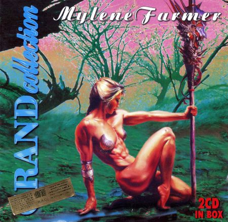 Скачать с turbobit Mylene Farmer - Grand Collection [1997] MP3