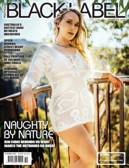 Скачать с turbobit Penthouse. Black Label № 10 (October 2016) Australia