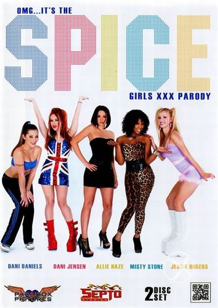 Скачать с turbobit OMG...It's the Spice Girls XXX Parody [2013] DVDRip