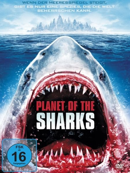 Скачать с turbobit Планета акул / Planet of the Sharks (2016)