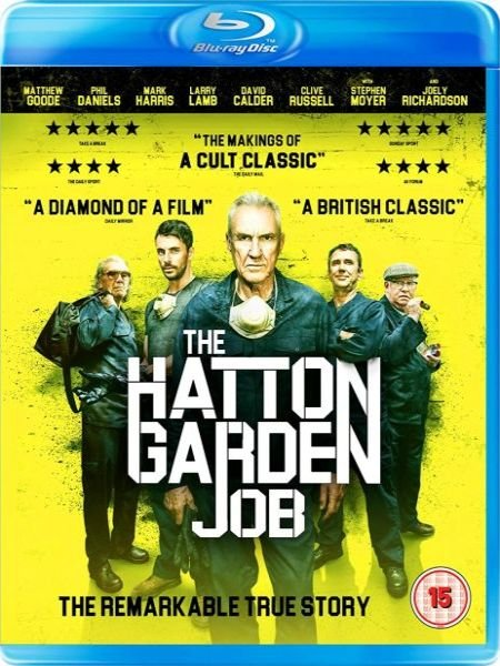 Скачать с turbobit Ограбление в Хаттон Гарден / The Hatton Garden Job (2017)
