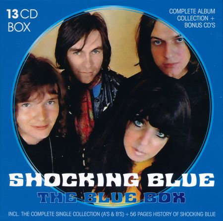 Скачать с turbobit Shocking Blue - The Blue Box (13CD Box Set) [2017]