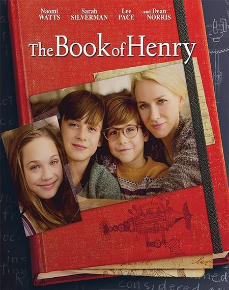 Скачать с turbobit Книга Генри / The Book of Henry (2017)