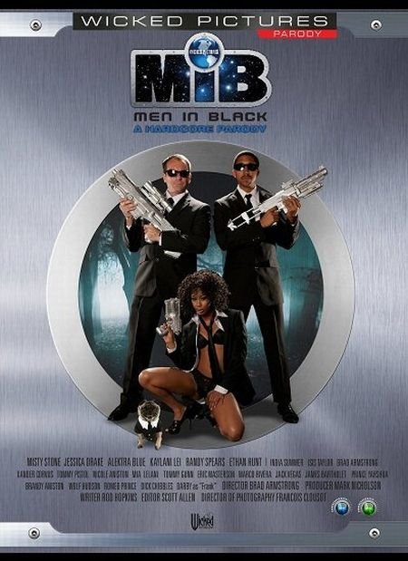 Скачать с turbobit Men In Black: A Hardcore Parody / Люди В Черном: XXX Пародия (2012)
