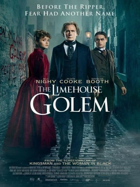 Скачать с turbobit Голем / The Limehouse Golem (2016)