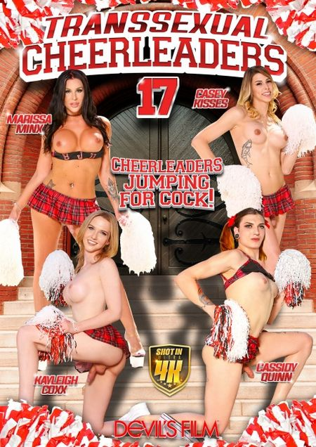 Скачать с turbobit Transsexual Cheerleaders 17 [2017]