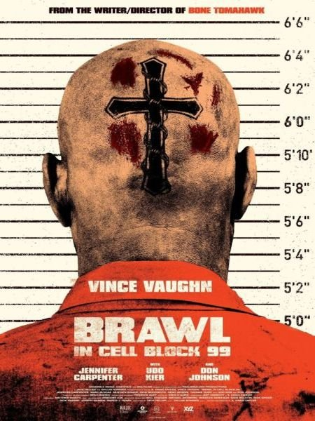 Скачать с turbobit Драка в блоке 99 / Brawl in Cell Block 99 (2017)