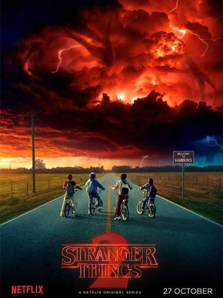 Скачать с turbobit Очень странные дела / Stranger Things - 2 сезон (2017)