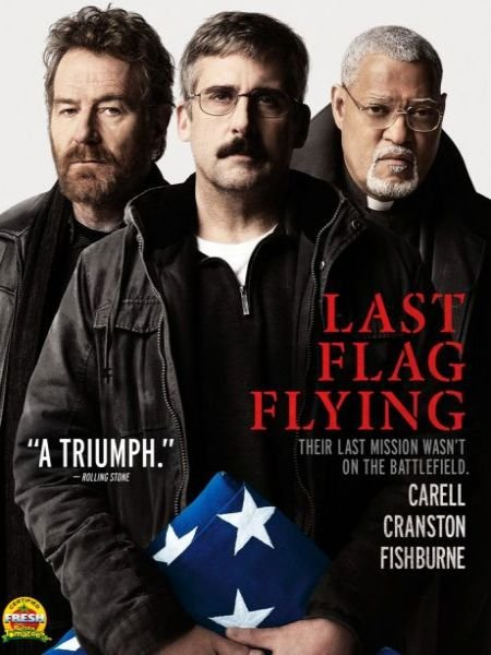 Скачать с turbobit Последний взмах флага / Last Flag Flying (2017)