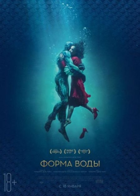 Скачать с turbobit Форма воды / The Shape of Water (2017)