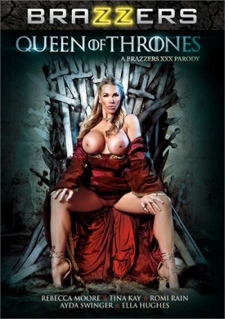Скачать с turbobit Queen Of Thrones: A XXX Parody / Королева Престолов: Порно Пародия (2017)