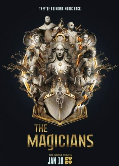 Скачать с turbobit Волшебники / The Magicians - 3 сезон (2018)