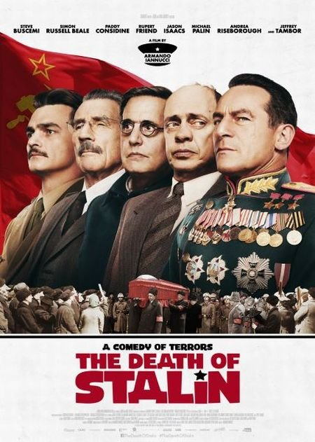 Скачать с turbobit Смерть Сталина / The Death of Stalin (2017)