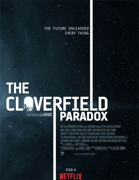 Скачать с turbobit Парадокс Кловерфилда / The Cloverfield Paradox (2018)