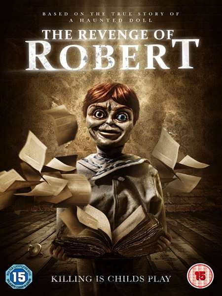 Скачать с turbobit Легенда куклы Роберта / Месть Роберта / The Legend of Robert the Doll (2018)