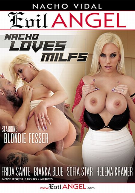 Скачать с turbobit Nacho Loves MILFs [2018]