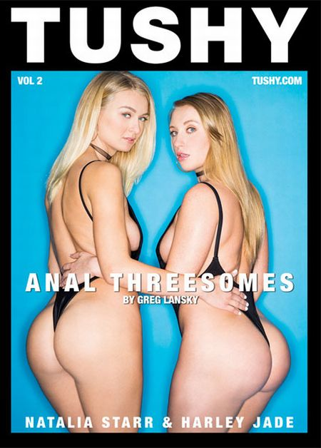Скачать с turbobit Anal Threesomes 2 [2017]