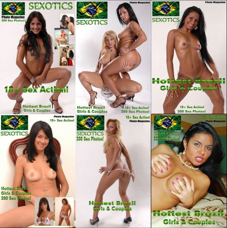 Скачать с turbobit Brazil Sexotics Adult Photo Magazine