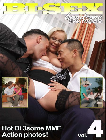 Скачать с turbobit Bi-Sex Adult Photo Magazine Issue 4 (2018)