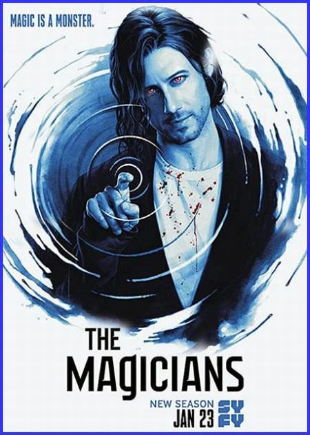 Скачать с turbobit Волшебники / The Magicians - 4 сезон (2019)