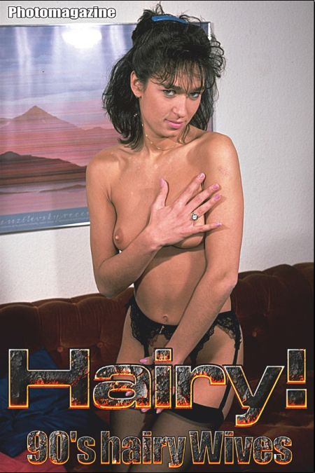 Скачать с turbobit Hairy Wives from the 90's - Adult Photomagazine