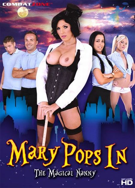 Скачать с turbobit Mary Pops In The Magical Nanny [2011] DVDRip