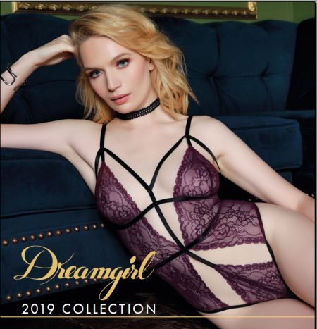 Скачать с turbobit Dreamgirl - Lingerie Sexy Collection Catalog (2019)