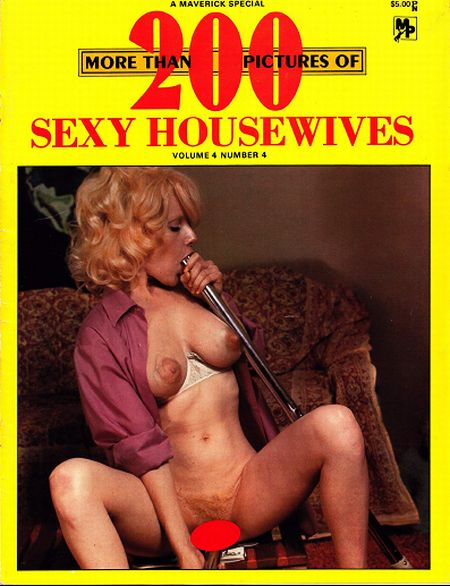 Скачать с turbobit More than 200 pictures of Sexy Housewives Volume 4 No.4 (Spring  1978)