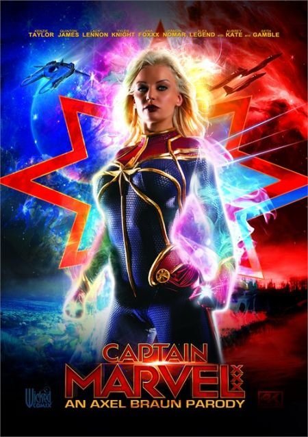 Скачать с turbobit Captain Marvel XXX: An Axel Braun Parody / Капитан Марвел: XXX Пародия (2019)
